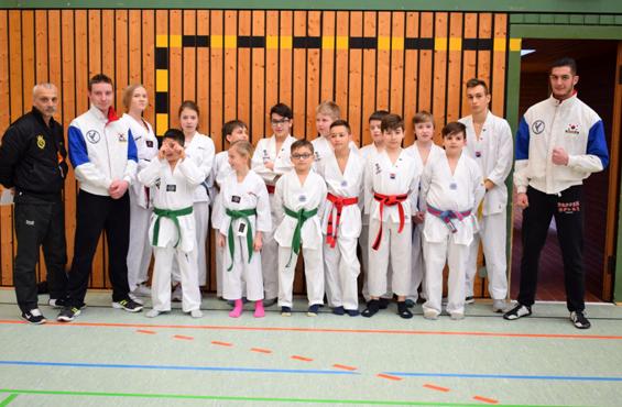 Baden-Württembergische Leichtkontakt Meisterschaft 2018
